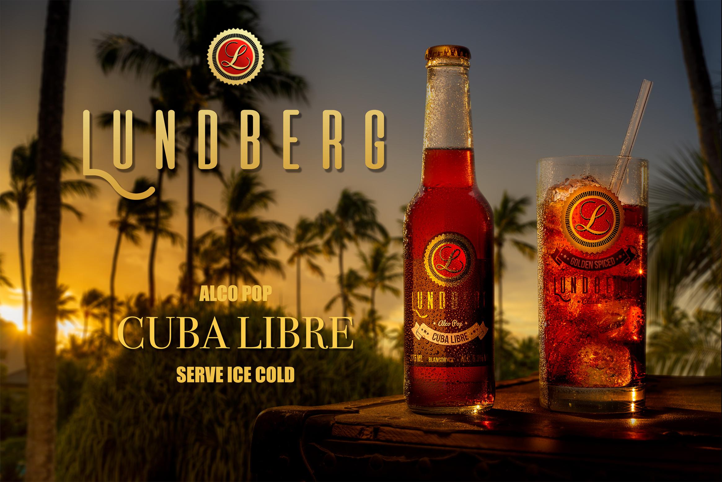 Lundberg Alco Pop: Cuba libre