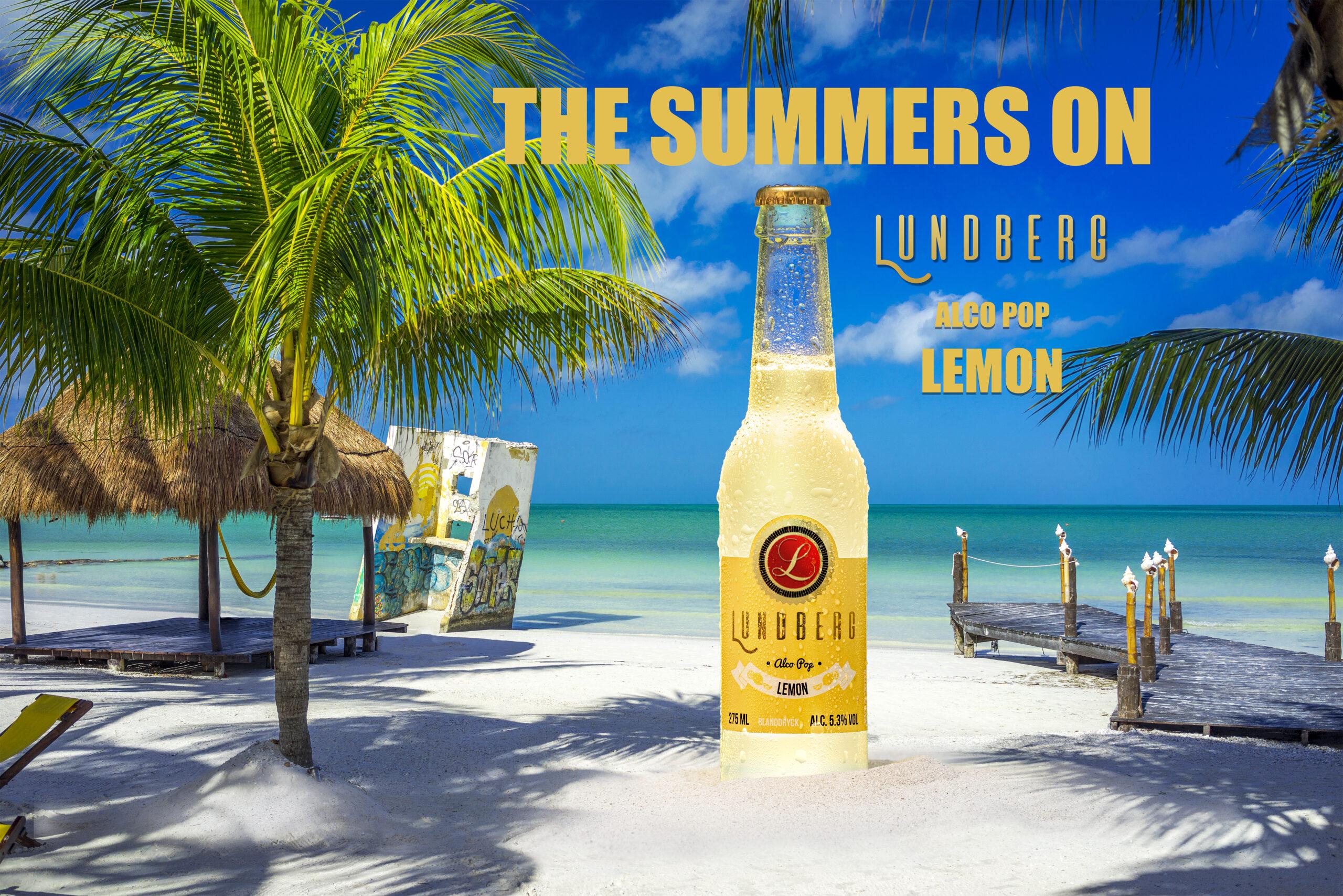 Lundberg Alco pop Lemon 02